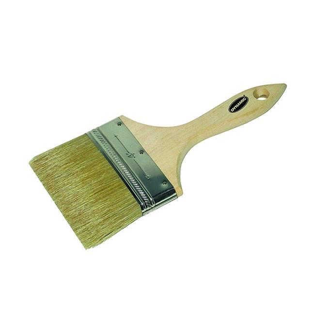 "Dynamic HB282940 4"" Chip Resin Paint Brush"