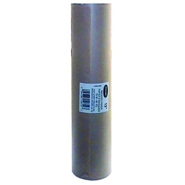 """Dynamic LD221200 12""""x180' Painter's Masking Paper Dispenser Rolls"""
