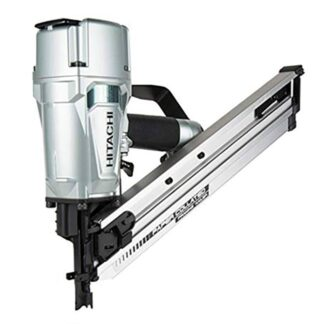 Hitachi NR83AA5 Paper Collated Framing Nailer with Rafter Hook
