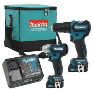 Makita CLX205SAX1 12V Max 2-Tool Combo Kit