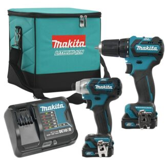 Makita CLX210SAX2 12V Max 2-Tool Combo Kit