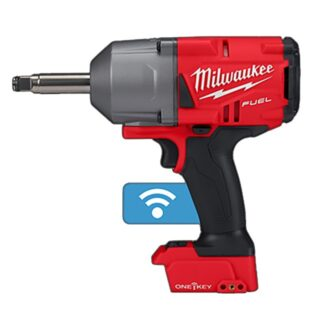 "Milwaukee 2769-20 M18 FUEL 1/2"" Ext Anvil Controlled Torque Impact Wrench with ONE-KEY"