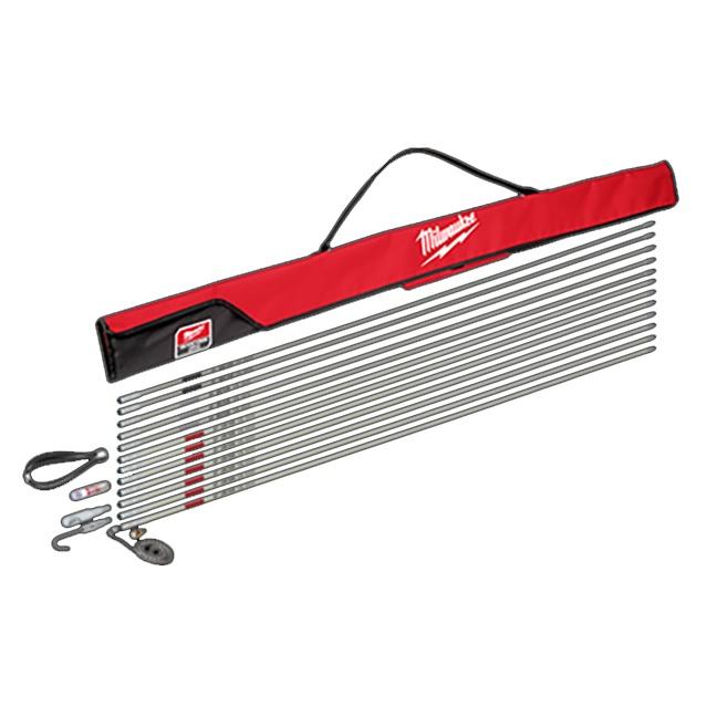 Milwaukee 48-22-4156 60ft Fish Stick Combo Kit