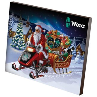 Wera 136600 Advent Calendar 2019