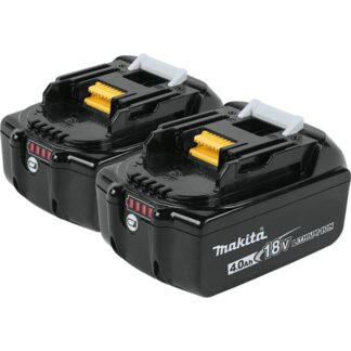 Makita 196406-9 BL1840B 18V 4.0AH Battery 2-Pack