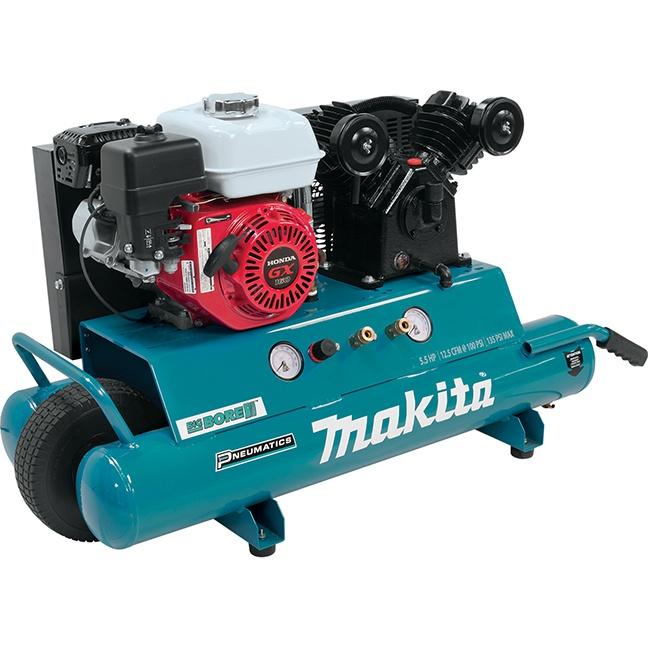 Makita MAC5501G 5.5HP Gas Power Air Compressor