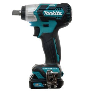 "Makita TW161DWYE 12V MAX CXT Brushless 1/2"" Impact Wrench Kit"