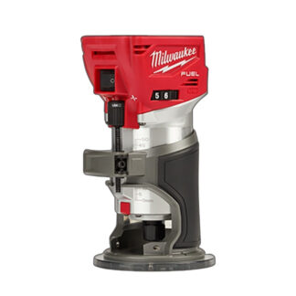 Milwaukee 2723-20 M18 FUEL Compact Router - Tool Only