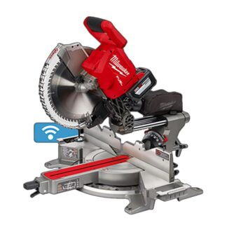 "Milwaukee 2739-21HD M18 FUEL 12"" Dual Bevel Sliding Compound Miter Saw Kit"