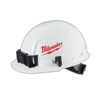 Milwaukee 48-73-1000 Front Brim Vented Hard Hat with BOLT Accessories Type 1 Class C