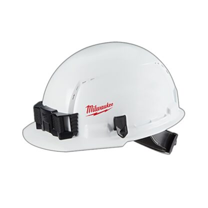 Milwaukee 48-73-1001 Front Brim Vented Hard Hat with BOLT Accessories Type 1 Class C