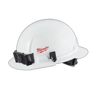 Milwaukee 48-73-1031 Full Brim Hard Hat with BOLT Accessories Type 1 Class E