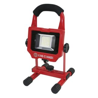 King Canada KC-1201LED 1500 Lumens LED Work Light
