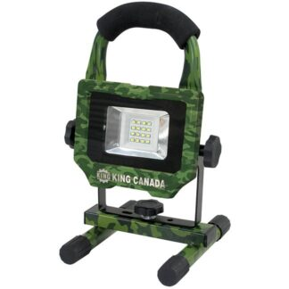 King Canada KC-1202LEDC Cordless 1200 Lumens LED Work Light