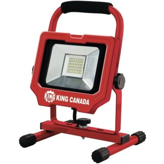 King Canada KC-2401LED 2400 Lumens LED Work Light