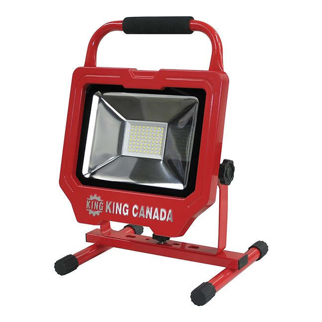 King Canada KC-3601LED 3600 Lumens LED Work Light