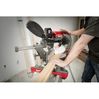 """Milwaukee 2739-20 M18 FUEL 12"""" Dual Bevel Sliding Compound Miter Saw with ONE-KEY - Tool Only"""