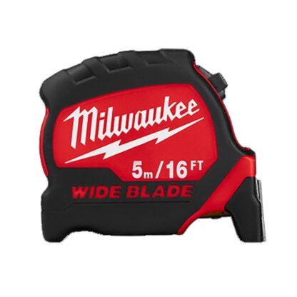 Milwaukee 48-22-0217 5m/16ft Wide Blade Tape Measure
