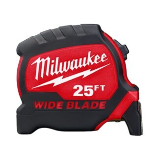 Milwaukee 48-22-0225 25ft Wide Blade Tape Measure