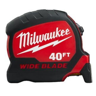 Milwaukee 48-22-0240 40ft Wide Blade Tape Measure