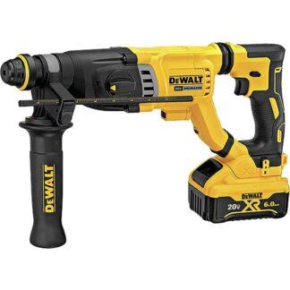 """DeWalt DCH263R2 1-1/8"""" 20V MAX SDS Plus Rotary Hammer Kit"""