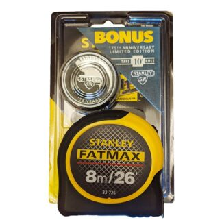 Stanley 33-726S175PK 175th Anniversary Tape Measure Combo Pack