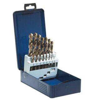 Walter 01E606 15PC Jobber SST+ Drill Bit Set