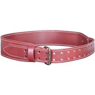 "Kuny's 21962 3"" Tapered Heavy Duty Leather Work Belt"