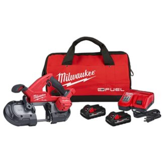 Milwaukee 2829-22 M18 FUEL Compact Band Saw Kit