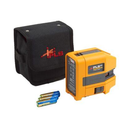 PLS PLS5RZ 5-Point Red Laser Level