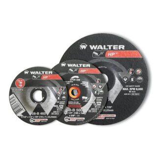 "Walter 08B501 HP Grinding Wheel 5""-1/4""-7/8"""