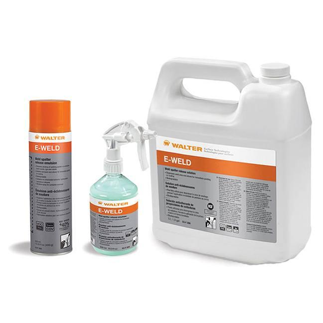 Walter 53F002 E-WELD General Purpose Anti-Spatter Emulsion