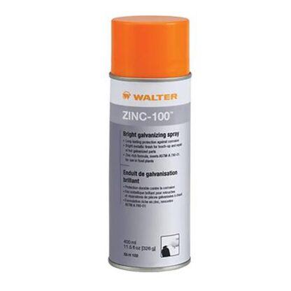 Walter 53H102 ZINC-100 Bright Galvanizing Spray