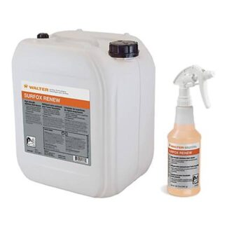 Walter 54A083 SURFOX-Renew High Strength Stainless Steel Cleaner