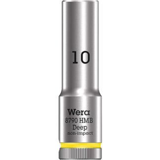 "Wera 004532 8790 HMB Deep Socket with 3/8"" Drive"