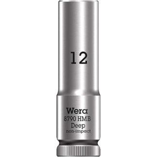 "Wera 004534 8790 HMB Deep Socket with 3/8"" Drive"