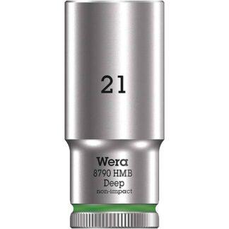 "Wera 004543 8790 HMB Deep Socket with 3/8"" Drive"