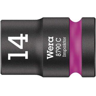 "Wera 004571 8790 C Impaktor Socket with 1/2"" Drive"