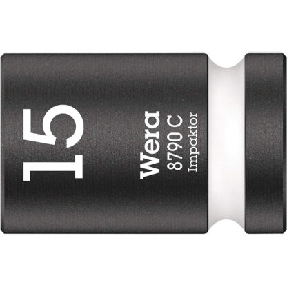 "Wera 004572 8790 C Impaktor Socket with 1/2"" Drive"