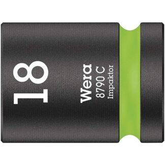"Wera 004575 8790 C Impaktor Socket with 1/2"" Drive"
