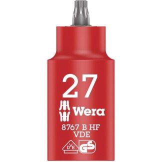 Wera 004922 8767 B VDE HF TORX 27 HF Insulated Socket