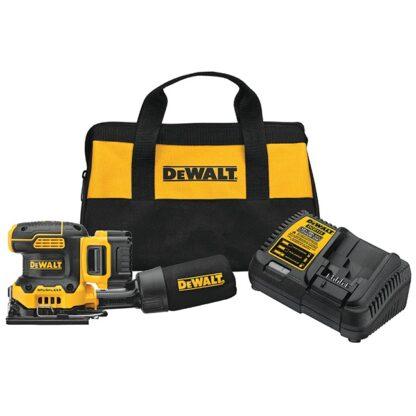 DeWalt DCW200P1 20V MAX XR 1/4 Sheet Sander Kit