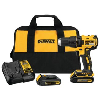 DeWalt DCD777C2 20V MAX Compact Brushless Drill
