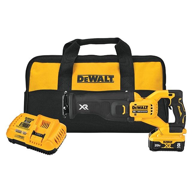 DeWalt DCS368W1 20V MAX XR Brushless Reciprocating Saw