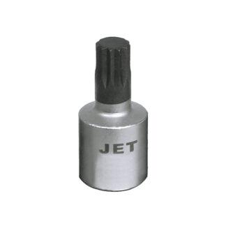 "Jet H1458-10 3/8"" Drive Triple Square Driver Bit 4mm"