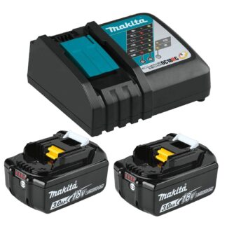 Makita T-03838 18V 3.0Ah Rapid Charging Kit