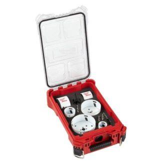 Milwaukee 49-22-5607 10-Piece Hole Dozer Packout Kit