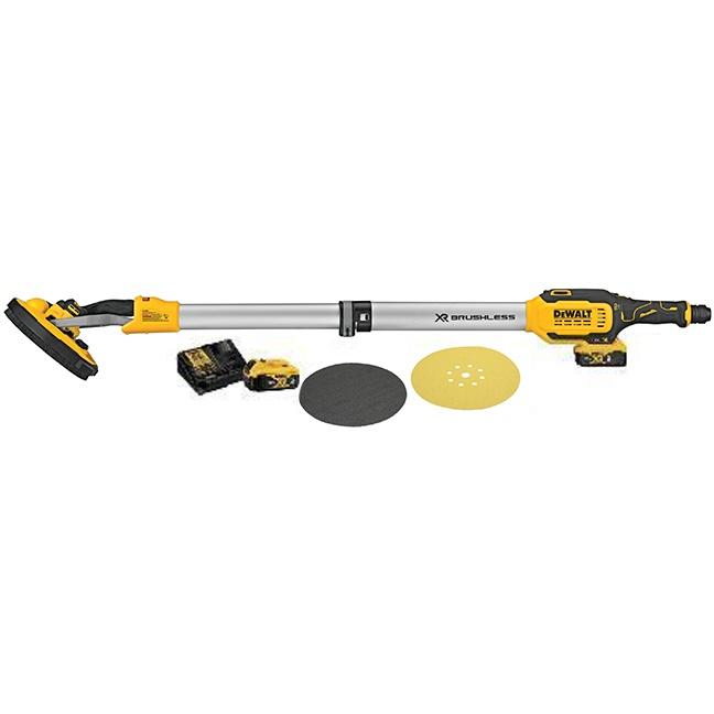 DeWalt DCE800P1 20V MAX Drywall Sander Kit