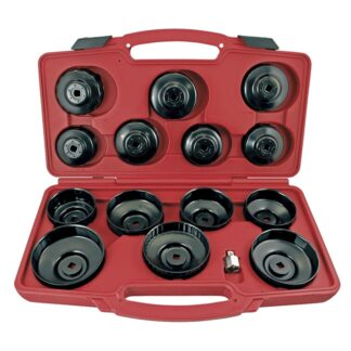 Jet H3370 14PC Cap Style Filter Wrench Set