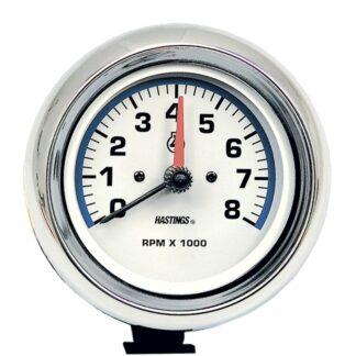 "Jet HTA1830 Easy-Read 3-1/2"" Dial Tachometer"